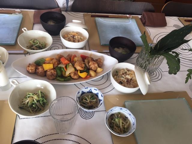 お料理教室 中華料理